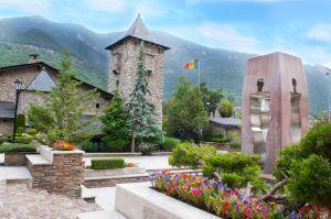 Andorra-Casa de la Vall